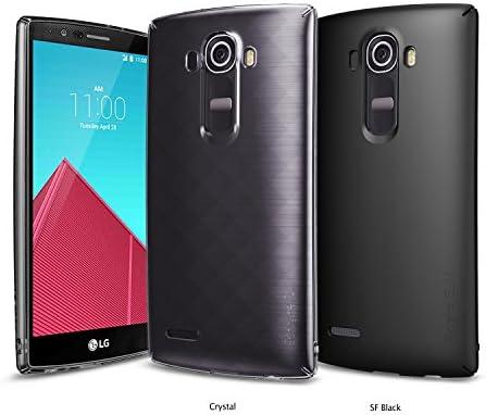 LG G4 Funda - Ringke SLIM ***Cobertura Completa Top y Bottom ...