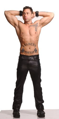 Strict Leather Men's Leather Pants, 34 Inch (Risque Leather)