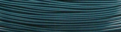 1.75mm Dark Green PLA 3D Printer Filament - Dimensional Accuracy +//- 0.03mm 2.2 lbs 1kg Spool