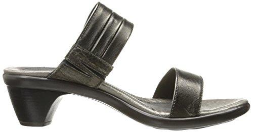 Sandal Leather Isis Metal Wedge NAOT Women nqYxpwO