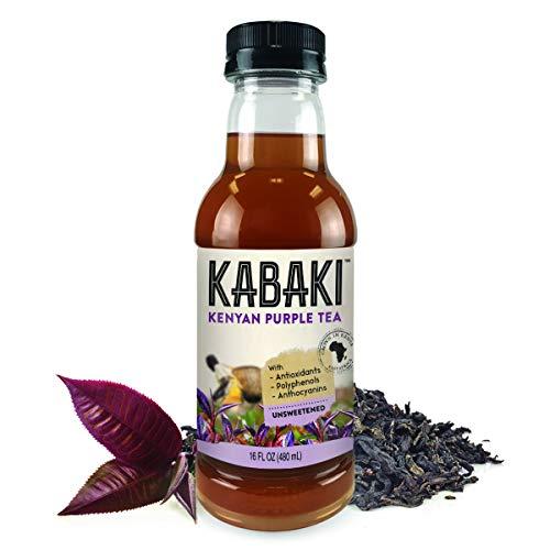 Kabaki Kenyan Purple Tea Unsweetened 16 fl oz 6-Pack