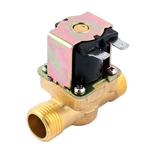 uxcell High Temperature Water Electromagnetic Solenoid