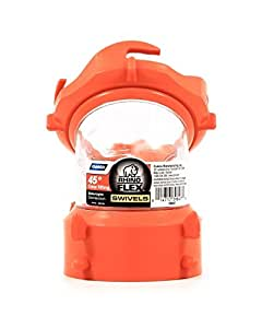 Amazon.com: Clear 45 Degree RV Camper Sewer Hose Swivel