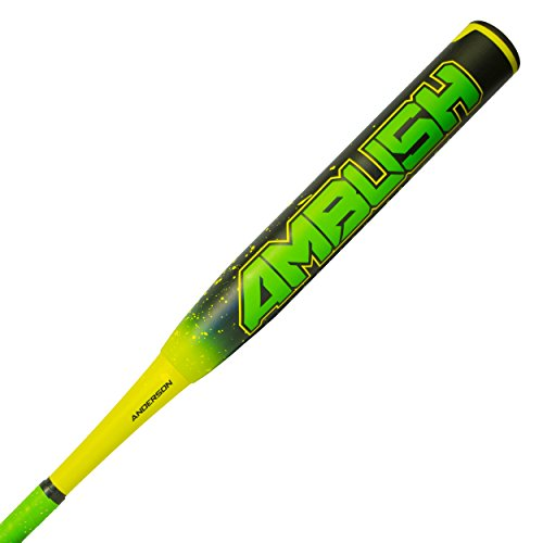 (2018 Anderson Ambush Composite Slowpitch Softball Bat (26 oz.))