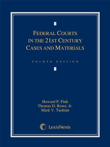 Federal Courts in the 21st Century