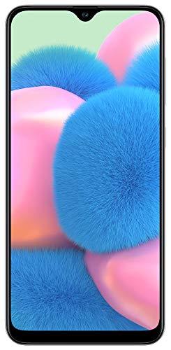 Samsung Galaxy A30s (Prism Crush White, 4GB RAM, 64GB Storage)