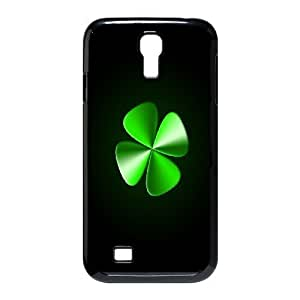 James-Bagg Phone case Lucky clover pattern For SamSung Galaxy S4 Case FHYY422702 hjbrhga1544
