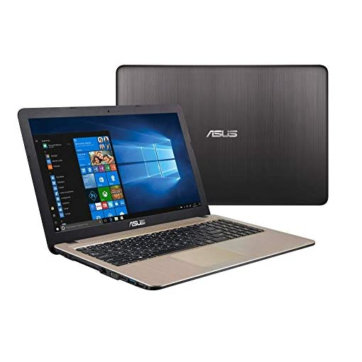 "ASUS X540UB-GQ491T - Ordenador portátil de 15.6""HD (Intel Core i5-8250U, 8GB RAM, 1TB HDD, Nvidia MX110 de 2GB, Windows 10 Home) Negro Chocolate - Teclado QWERTY Español 2"