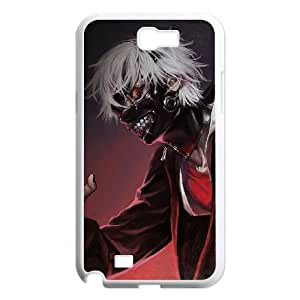 Samsung Galaxy N2 7100 Cell Phone Case White Japanese Tokyo Ghoul Qvxdw