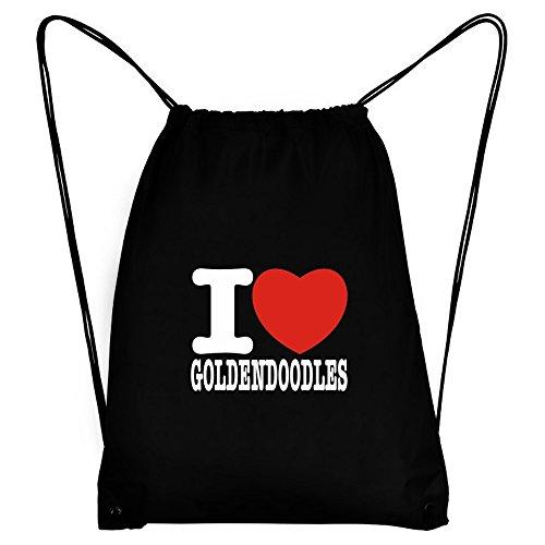 love Goldendoodles Teeburon Sport love I Goldendoodles Teeburon I Bag wgXqHBCX