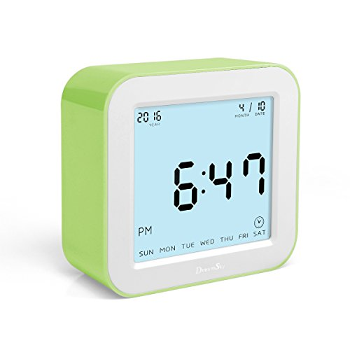DreamSky Temperature Activated Operated Clocks Simple
