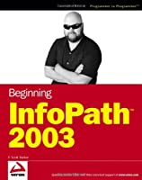 Beginning InfoPath 2003 Front Cover