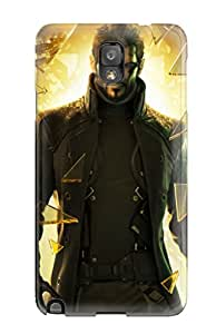 Dustin Mammenga's Shop New Style Hard Case Cover For Galaxy Note 3- Deus Ex Human Revolution Game VZTMSBS3SRM75TI1