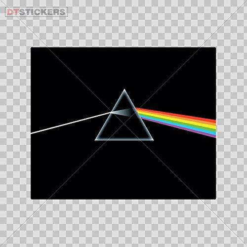 Vinyl Sticker Decals Pink Floyd Dark Side Of The Moon Sports Bike D217 8XAAX