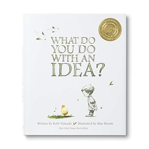 What Do You Do With an Idea?  - New York Times best seller]()