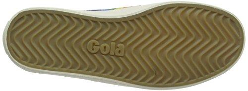 Multi Gola Denim Coaster Femme Rainbow Baskets O1qUwO8Hz