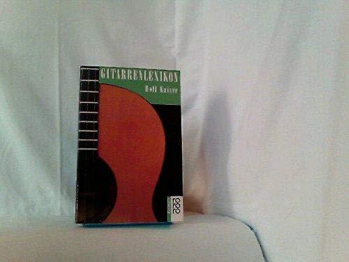 Gitarrenlexikon.   Rororo Handbuch .