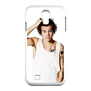 Unique Design Durable Hard Cover Case Cover for SamSung Galaxy S4 I9500 Phone Case - Harry Styles HX-MI-087579