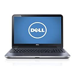Dell Inspiron 15R I15RMT-7564SLV 15.6-Inch Touchscreen Laptop (1.6 GHz Intel Core i5-4200U Processor, 8 GB DDR3L, 1 TB HDD, Windows 8) Moon Silver [Discontinued By Manufacturer]