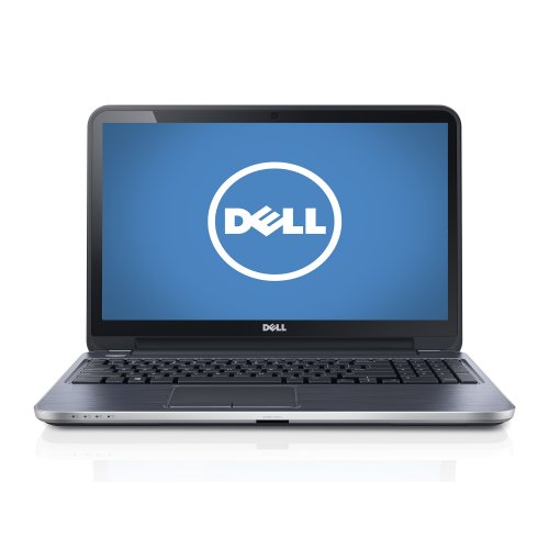 Dell Inspiron 15R I15RMT-5100SLV 15.6-Inch Touchscreen Laptop (1.6 GHz Intel Core i5-4200U Processor, 6 GB DDR3L, 500 GB HDD, Windows 8) Moon Silver [Discontinued By Manufacturer]
