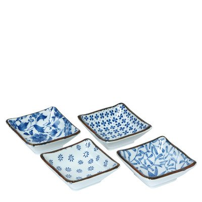 (4-Piece Serving Dish)