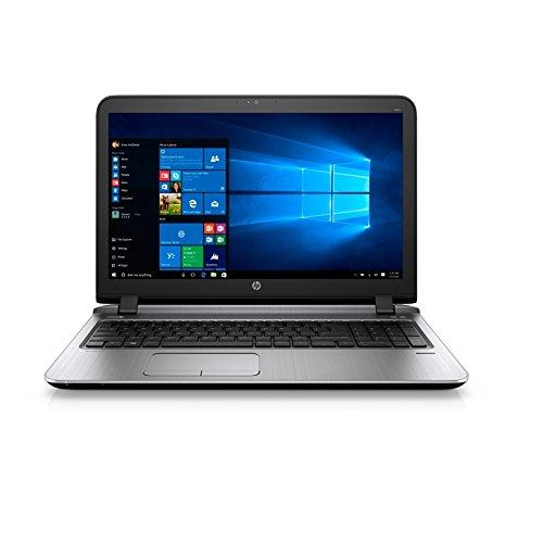 【ノイズキャンセル機能付き】HP ProBook 450 G3 3AS70PA#ABJ(インテルi3-6100Uプロセッサー/4GB 最大16GB/500GB HDD 7200rpm 内蔵(SATA II、SMART機能対応、HP 3Dドライブガード対応)/スーパーマルチドライブ/インテル Dual Band Wireless-AC 3165 802.11 a/b/g/n/ac + Bluetooth 4.2/15.6インチワイド HD TFTカラー、LEDバックライト/720p HD Webカメラ/日本語10キーつきキーボード/Windows 7 Professional(64bit)(Windows 10 Proダウングレード)/オフィスなし)   B07D7P65Y6