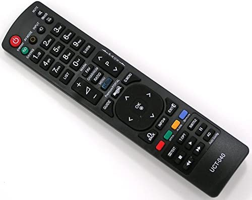 Universal Remote Control UCT-040 for LG TV Devices AKB73275605 AKB72914202  AKB73275605 MKJ61842701 AKB72915244 AKB72915217 AKB72913104 AKB72915207