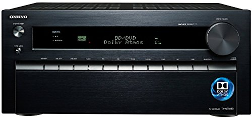 Onkyo TX-NR1030 9.2-Ch Dolby Atmos Ready Network A/V Receiver w/ HDMI 2.0 + Klipsch HDT-600 Home Theater System Bundle Special Offers