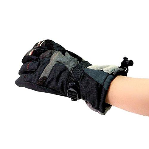 3M Thinsulate 40gram仕様 HOTACEPRO(ホットエースプロ)防水防寒手袋 表面は濡れても中まで浸透しない!(LLサイズ)