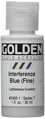 Which are the best golden paints interference available in 2020?
