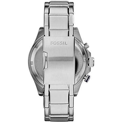 a0143c0169b6 Fossil Wakefield - Reloj de cuarzo para hombre
