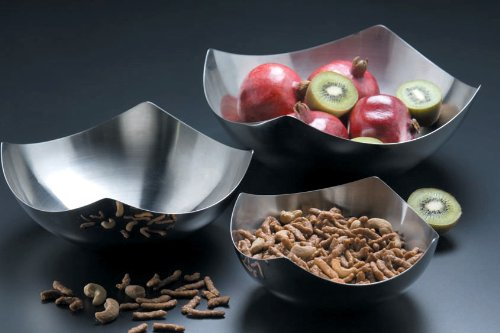 American Metalcraft SB7 Stainless Steel Solid Bowl, 11-Inch