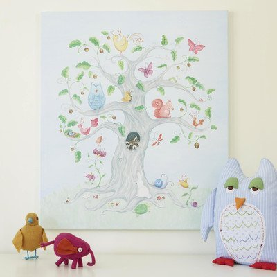 The Wishing Tree Quilt by Little Acorn