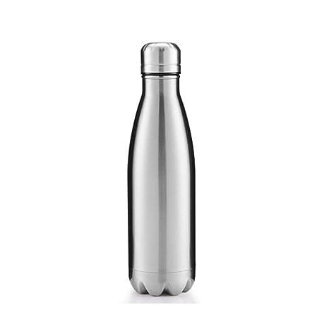 ZYCX123 Botella 1000 ml de Acero Inoxidable Termo Taza de ...
