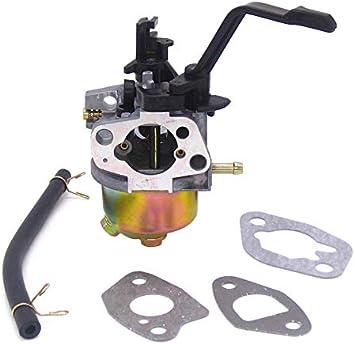 Carburador con junta para generadores de corriente Einhell RT-PG 2500 / TC-PG 2500 / BT-PG 2800 / PG3000.