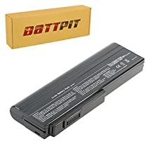 Battpit™ Laptop / Notebook Battery Replacement for Asus N53 Series (6600mAh / 73Wh) (Ship From Canada)