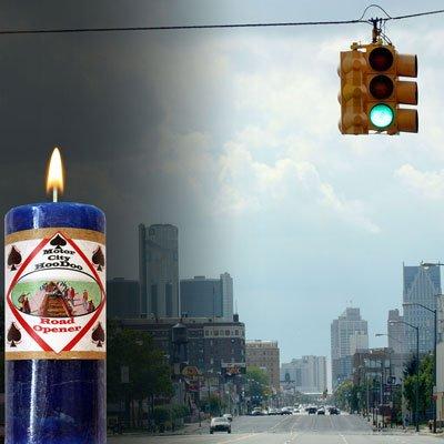 Motor City Hoo Doo Road Opener Candle ()