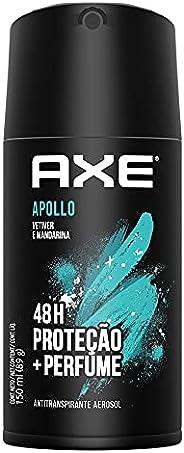 Antitranspirante Aerosol Body Spray Axe Apollo 150ml
