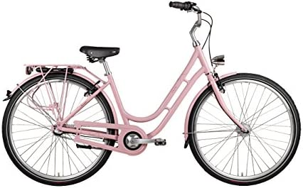 Vaun 28 Aluminio Ciudad Cilindro de Freya City Bicicleta Dinamo ...