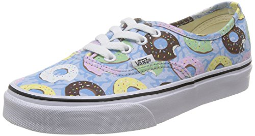 Authentic Authentic Vans Donut Donut Blue Vans Blue Blue Authentic Authentic Vans Vans Donut Vans Donut Blue OqA5T