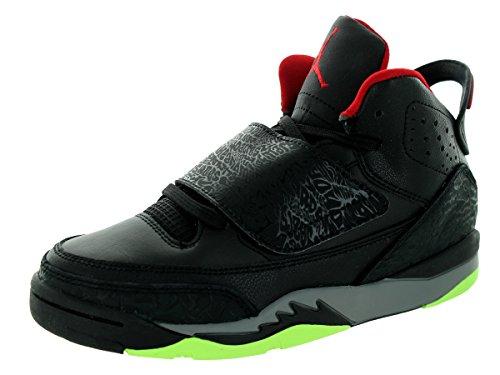 Nike, Jungen Sneaker  schwarz schwarz