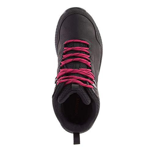 De J77292 black Femme Hautes Black Randonnée Merrell Noir Chaussures dEzBwpEnq