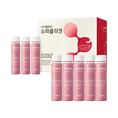 Vb Program Super Collagen 25ml X 30 Ampoules Moist Bright Skin Drink 2019 Renewal Version Amore Pacific (Best Collagen Drink For Skin)