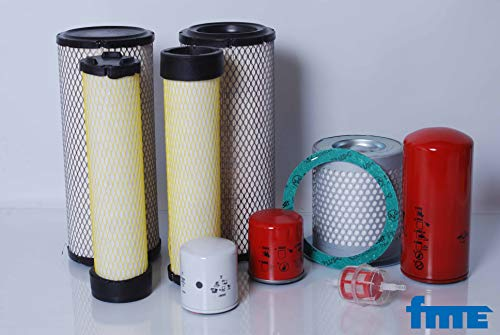 Filter Set Compair C 50 Engine Deutz F3M1011F Filter Compressor: