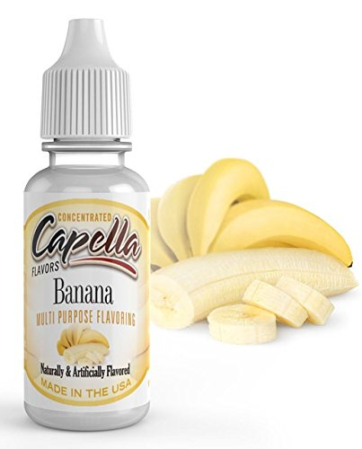 Capella Flavor Drops Banana Concentrate 13ml