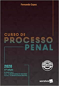 Curso de Processo Penal - 27ª Edição 2020
