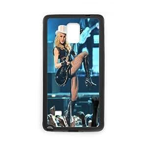 Custom Case Madonna For Samsung Galaxy Note 4 N9100 U3D7Q2636