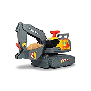 Dickie Toys - 12 Inch Volvo Excavator Construction Truck