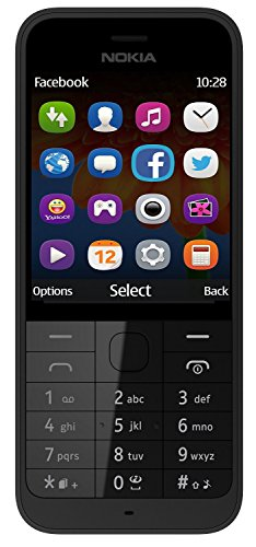 Nokia 220 RM-971 Unlocked GSM 850 / 1900 Cell Phone w/ 2MP C