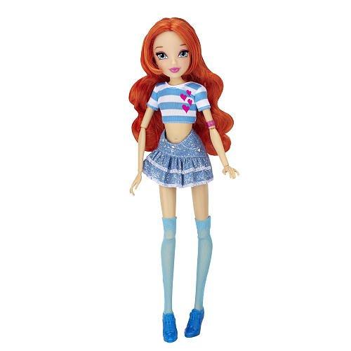 Winx Club: Basic Fashion Everyday Doll - (Bloom Winx Doll)